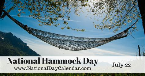 Hammock Day a day in the of pugs national hammock day
