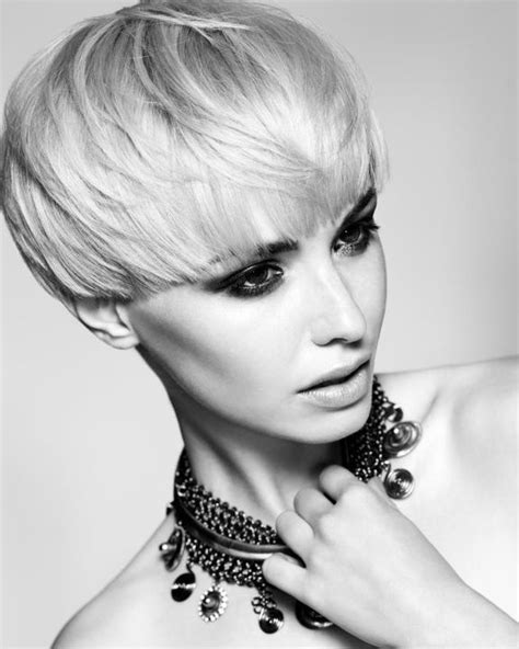 disarray hair style toni and guy toni and guy hair one of the few short haircuts i like