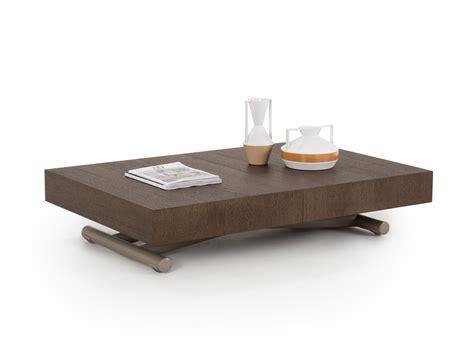 tavolo altezza tavolino trasformabile ad altezza tavolo lucas homeplaneur