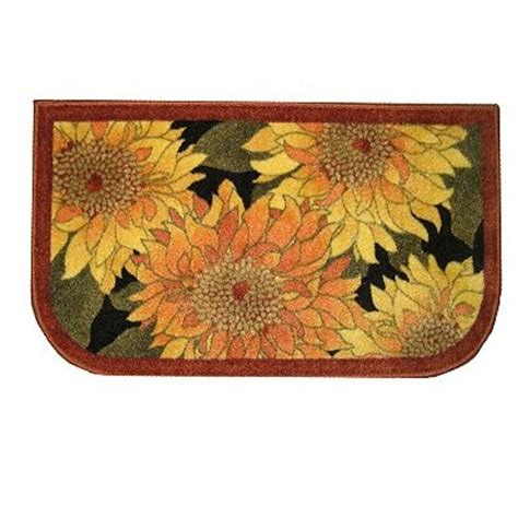 Fall Kitchen Rugs by 23 Best Sunflower Kitchen Images On Sunflowers