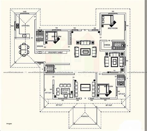 2bhk house plans house plan inspirational 1000 sq ft 2bhk house plans