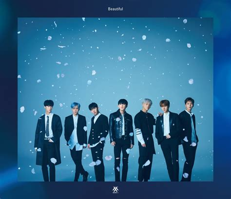 Monstax Album Beautiful Version monsta x reveal teaser for japanese release of beautiful the kpop news and