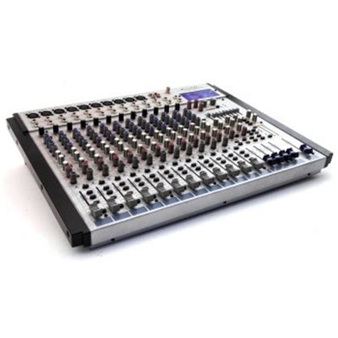 Mixer Alto Sound System alto l 16 16 channel 4 professional mixer w fx
