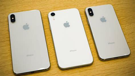 iphone x vs iphone xs iphone xr y iphone xs max lo nuevo y lo mismo cnet en espa 241 ol