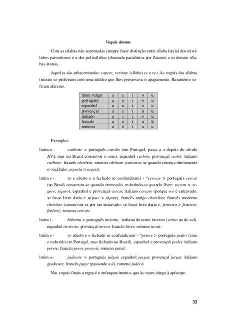 Elementos de Filologia Romanica