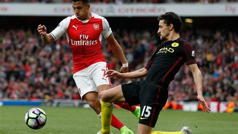 arsenal guardian respite for wenger as arsenal hold man city sport the