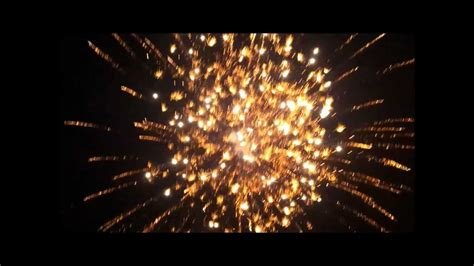 Backyard Artillery Excalibur Artillery Shell Fireworks Hd Youtube