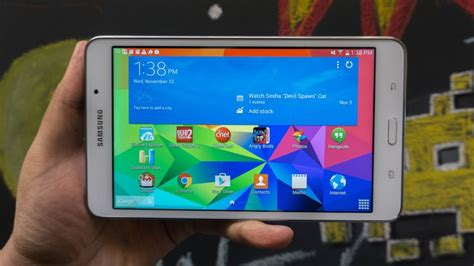 samsung galaxy tab   review  fine tablet