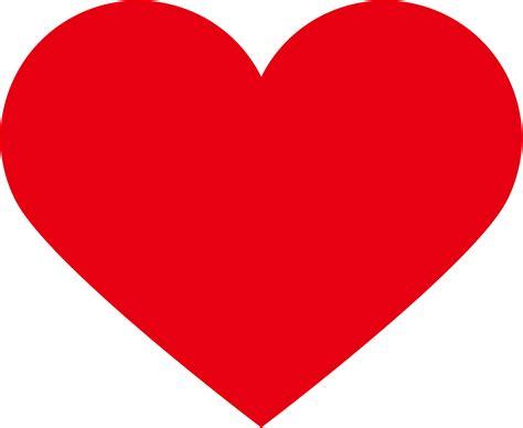 clipart stylish red heart 無料イラスト 赤色のハート パブリックドメインq 著作権フリー写真 イラスト