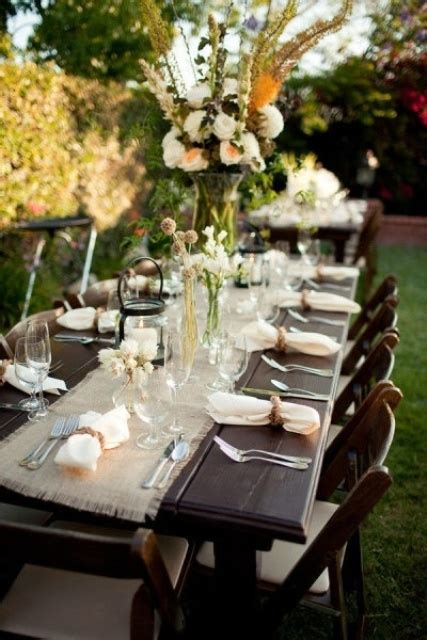 Decorating Ideas For Wedding Rehearsal Dinner 30 Rustic Styled Rehearsal Dinner Decor Ideas Weddingomania