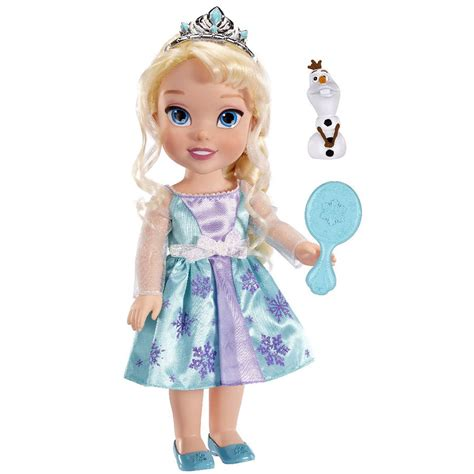 frozen doll disney frozen toddler elsa doll toys quot r quot us australia