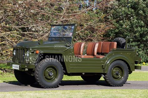Army Jeep Sold Ch Jeep 4x4 Auctions Lot 8