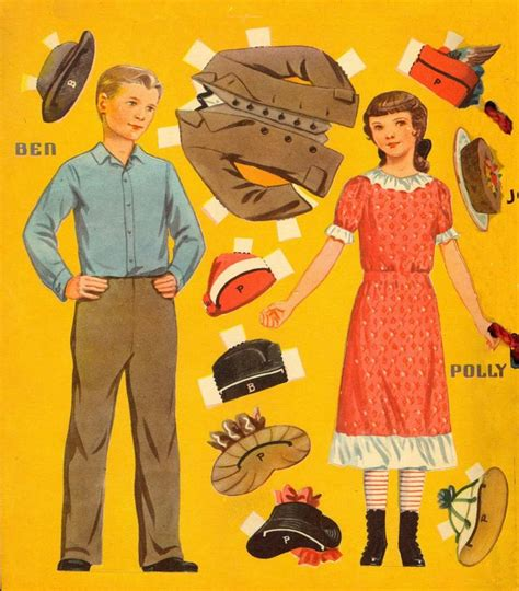 paper dolls book five 443 best paper doll book covers images on