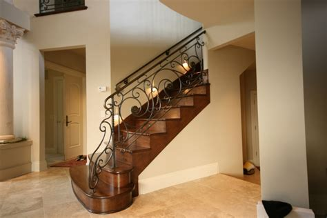 Fer Forge Stairs Design Monarch Classic Rs And Railings Battig Design