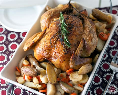 roast chicken and root vegetables easy oven roasted chicken and root vegetables s