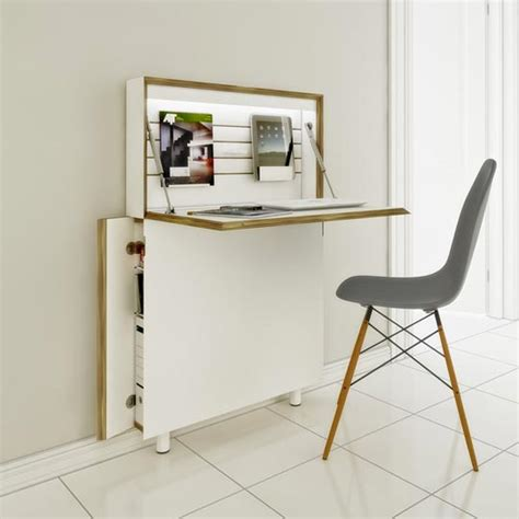 compact desk ideas 10 efficient desks for small spaced home office