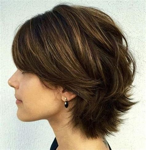 best 25 shag hairstyles ideas on pinterest 20 photo of cute choppy shaggy short haircuts