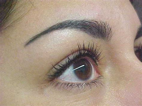 tattoo eyebrows and mri permanent makeup