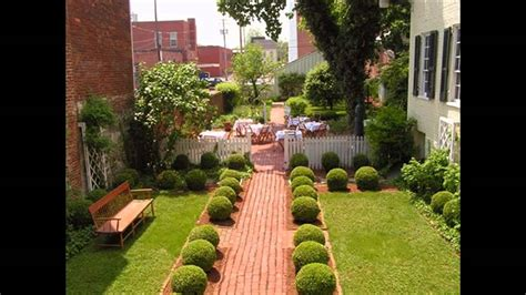 Small Landscape Garden Ideas Home Landscape Gardening Ideas For Small Gardens Garden Trends