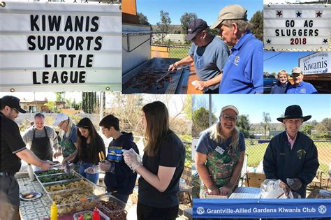 Allied Gardens League by Grantville Allied Gardens Kiwanis International
