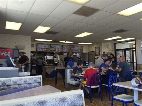 Lamar County Food St Office by Burger King Fast Food Restaurant 805 N St In