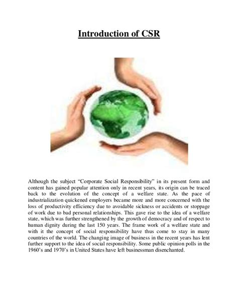 Mba Project On Corporate Social Responsibility Pdf by Mba Research Project And Detailed Dissertation Report On