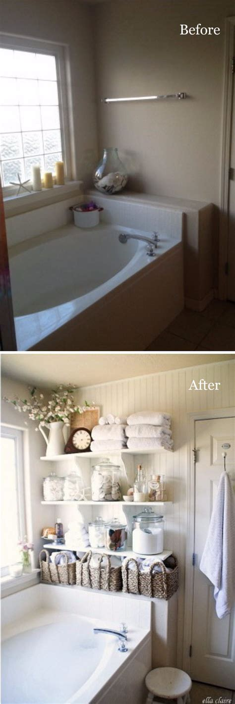 before and after makeovers 30 awesome bathroom remodeling ideas 2017