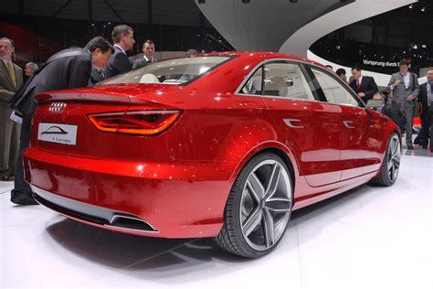 Audi A3 Sedan 2011 by 2011 Geneva Audi A3 Sedan 09 Forcegt