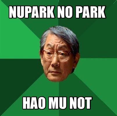 Mu Memes - meme creator nupark no park hao mu not meme generator at