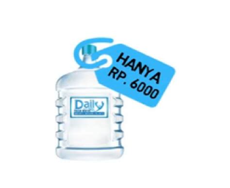 Aqua Galon 19 Liter Air Minum Pegunungan harga air galon 19 liter pt airindo perkasa 0856 7510 507