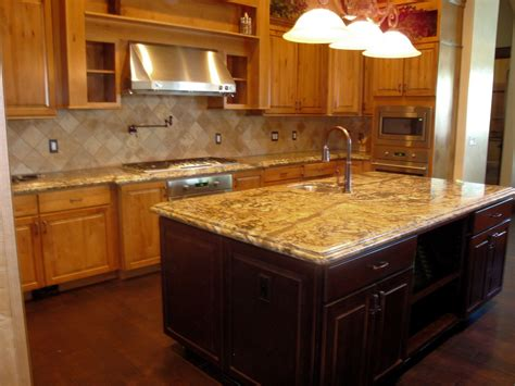 kitchen countertops types choosing the right types of kitchen countertops amaza design
