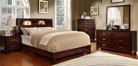 a america bedroom furniture gerico i brown cherry bedroom set from furniture of