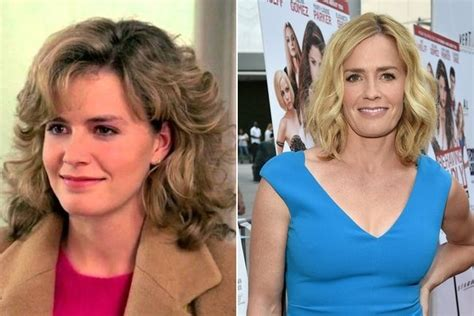 elisabeth shue now and then 90s celebrities then and now greeningz