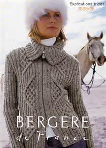 modele tricot gratuit bergere de