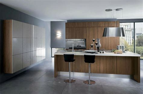 scavolini kitchens simply beautiful kitchens the walnut modular kitchens by scavolini