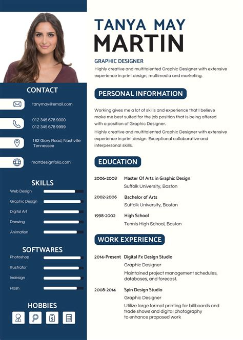 Free Professional Resume Template by Free Professional Resume And Cv Template In Psd Ms Word