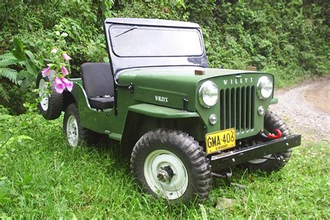 Jeep 55 S 1955 willys cj 3b information and photos momentcar