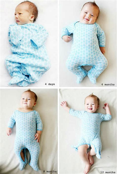 baby picture ideas monthly baby photo ideas