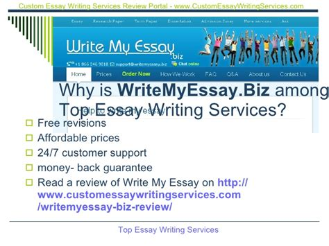 Top Essay Writing Services by Top Essay Writing Services