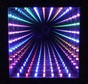 Diy Led Infinity Mirror Led Infinity Mirror 32 Leds Selectable Patterns Quality