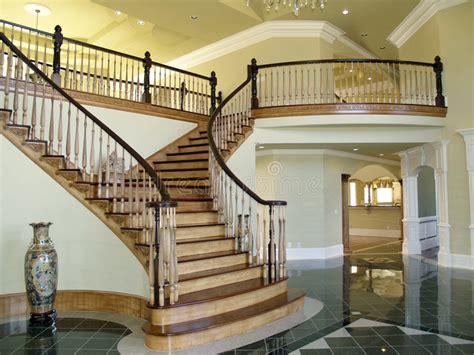 foyer treppen treppe kasten foyer stockfoto bild foyer eintrag