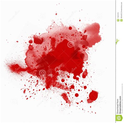 As As Blood blood spots stock image image of blood conceptual