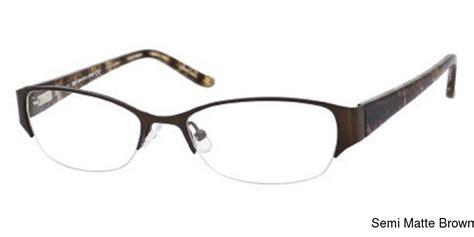 buy jlo 262 semi rimless half frame prescription eyeglasses