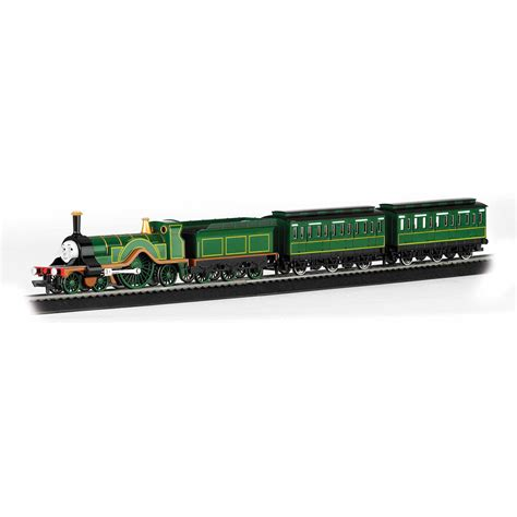 bachmann ho scale ready to run starter set part 3 bachmann trains and friends emily s passenger set