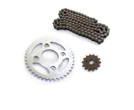 Paket Drive Chain 7 aspira suku cadang mobil motor