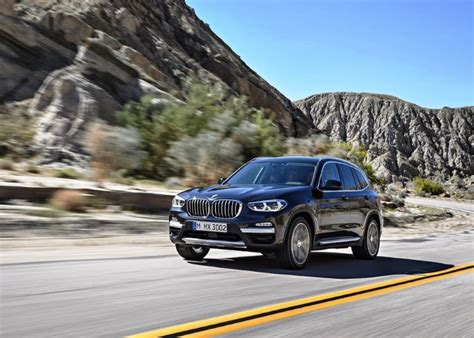 Bmw 3 2019 Test Drive by 2019 Bmw X3 Gas Mileage Data And Test Drive New Suv Price