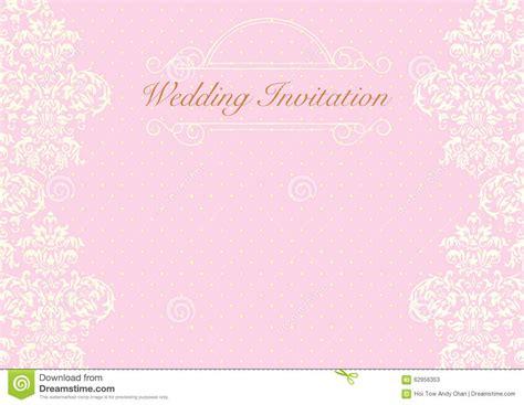 Wedding Invitation Background Yellow by Luxury Pink And Yellow Wedding Invitation Template