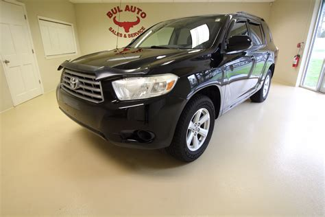 Toyota Dealer Albany Ny 2009 Toyota Highlander Base 4wd Stock 17080 For Sale