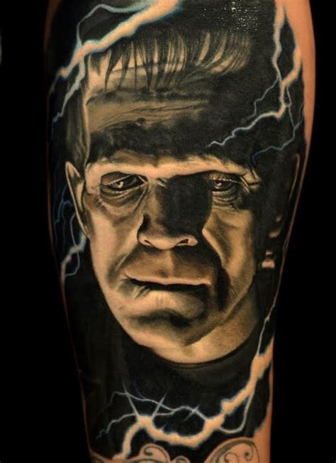 tattoo fixers halloween frankenstein frankenstein tattoos frankensteintattoo tattoos