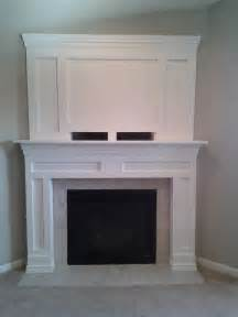 fireplace surround diy diy fireplace mantle home